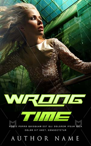 Thrillers-book-cover-Woman-Agent-Book-Cover-Design-Fantasy-Space-War-Alien-Mission-Time